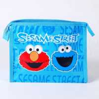 Sesame Street Cookie Monster Cosmetic Storage Bag