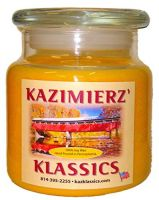 Kazimierz Klassics Jamaica me Crazy Soy Candle